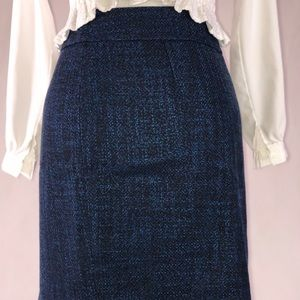 BANANA REPUBLIC High Waisted Pencil Skirt